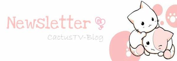 ~ Newsletter :).♥