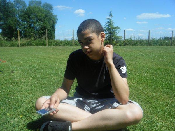 4 Juillet 2010 ;  Chez ma tante :3