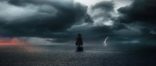 Je navigue, sur les eaux sombres de mon petit esprit...