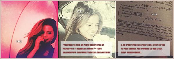 . Mardi 18 Février....Selena a été vu arrivant puis quittant l'aéroport toujours en compagnie de Samantha Droke.