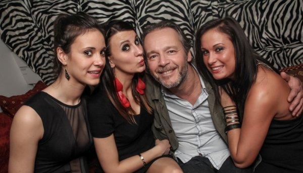Avec Pascal, Enora & Jean Michel :)