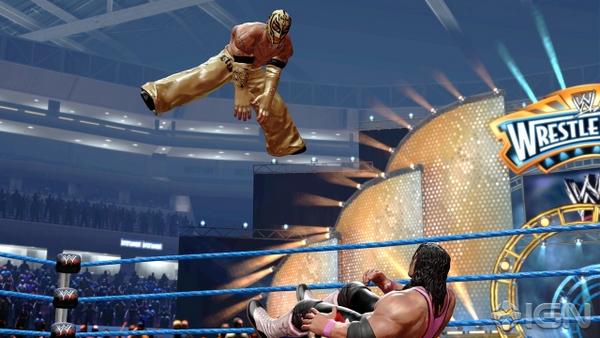 Test : WWE All Stars