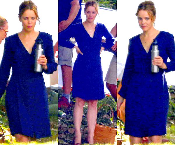 Le 18/11 :  Rachel était de nouveau sur le tournage du prochain film de Cameron Crowe, à Hawaï
