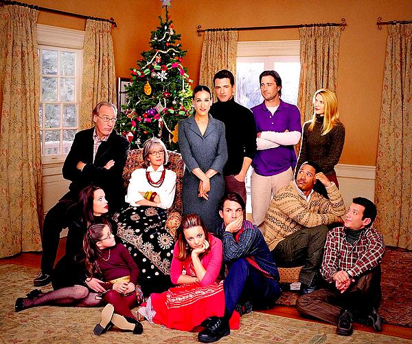 RUBRIQUE FILM        ★ ☆ ★ ☆ ★ ☆ ★ ☆ ★ ☆ ★ ☆ ★ ☆ ★ ☆ ★ ☆ ★ ☆ ★ ☆ ★ ☆      En cette période de fêtes, mettez-vous dans l'ambiance avec « The Family Stone » !   🎅 🎄 🎁