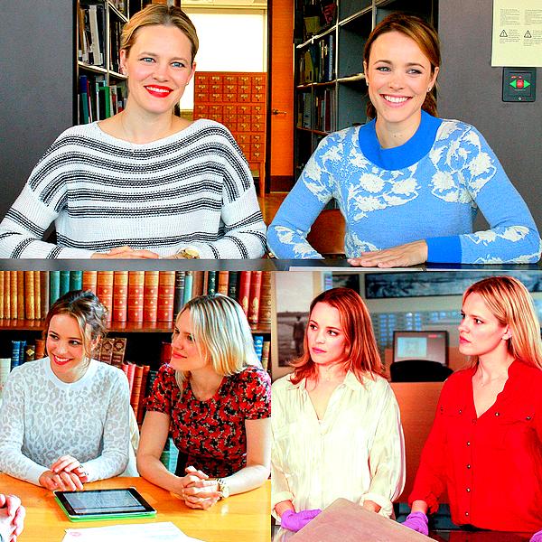 Découvrez quelques stills de l'épisode de « Who Do You Think You Are » avec Rachel et Kayleen