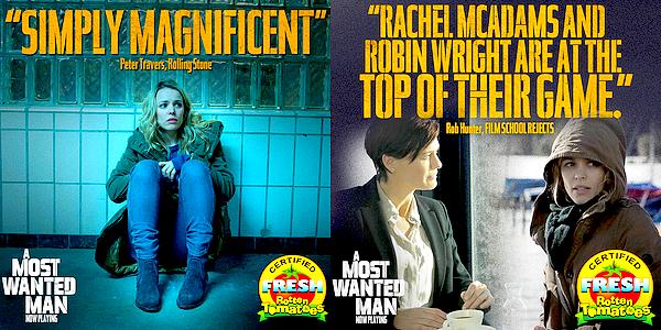 « A Most Wanted Man » est désormais sorti, et en voici quelques stills et affiches supplémentaires