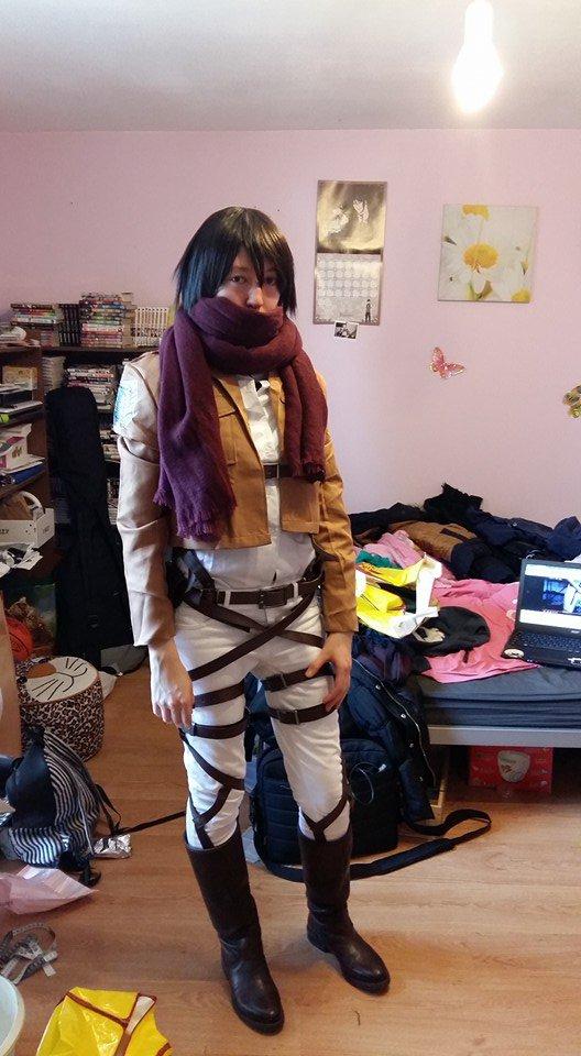 Mes cosplays