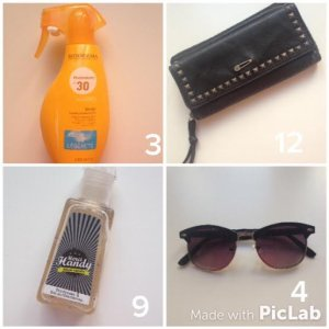 A Savoir [n°1] What's in my beach bag ? #Summer