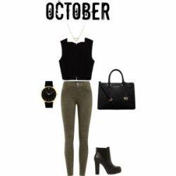 Polyvore [n°1] Octobre #Automne 2015 n°3