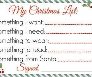 Wish List [n°1] Noël #Christmas N°2 2015