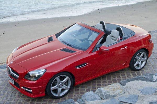 Ma nouvel titine (Mercedes cabrioler clk 200)
