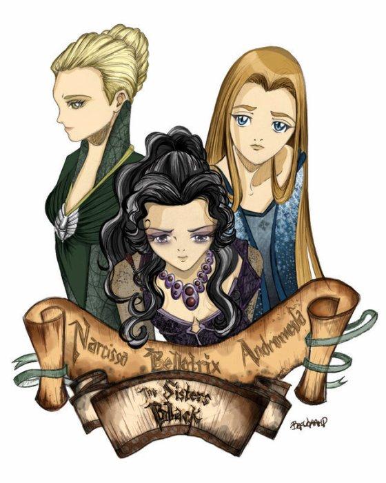 Répertoire de fanfictions sur Harry Potter!