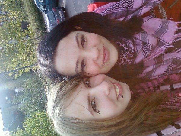 Moi et elle :)