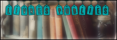 Appels aux livres (et aux mangas) !