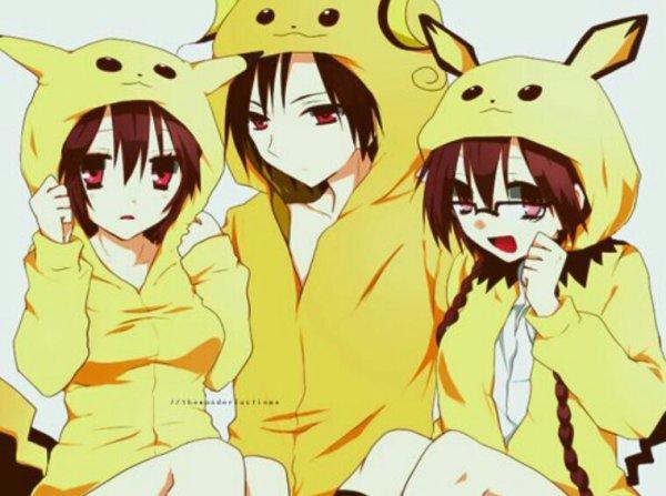 Kanon et ses petites soeurs ❤️