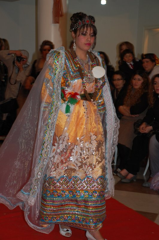 La fete de la robe kabyle