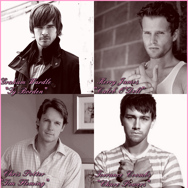 --------> 15/02/12 : La Playlist d'Heartland + En attendant les news... les garçons d'Heartland !!