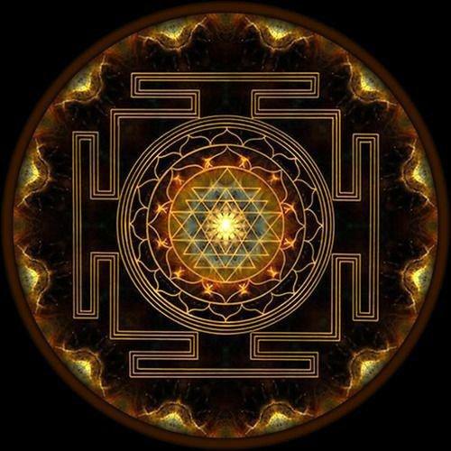 Le Shri yantra