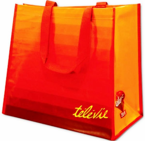 Le sac réutilisable