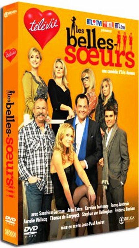"""Le DVD """"Les Belles-Soeurs"""""""
