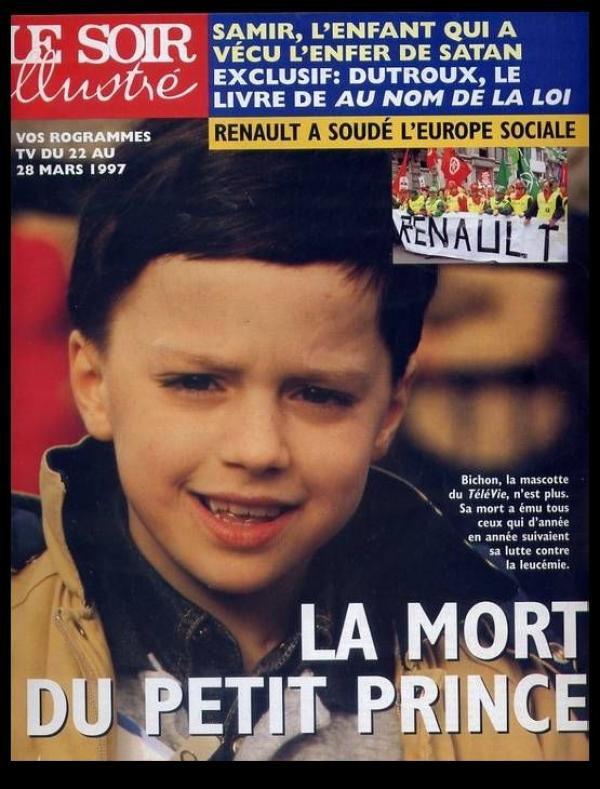 Le courageux Thibault du Télévie n'est plus: voici un an, il avait impressionné Elio Di Rupo