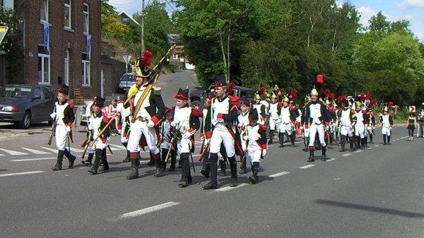 prochainne sortie la Marche folklorique Saint-Roch à Thuin  dimanche et lundi
