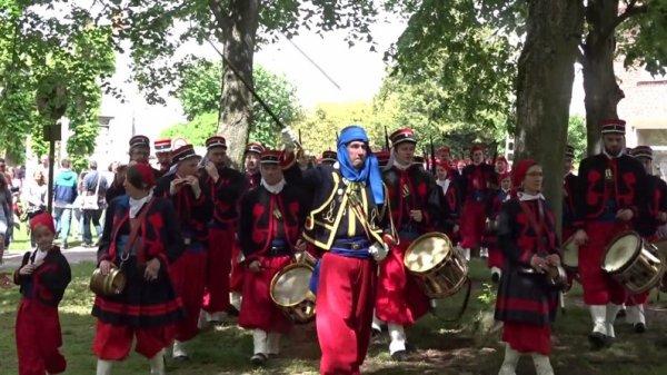 prochainne sortie la Marche folklorique Saint-Roch à Thuin dimanche