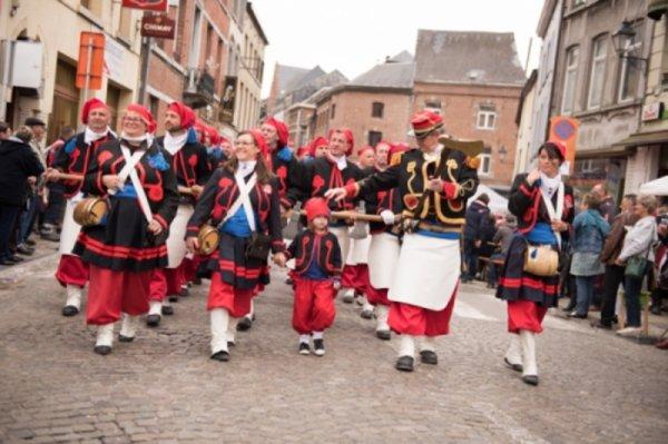 prochainne sortie la Marche folklorique Saint-Roch à Thuin demain