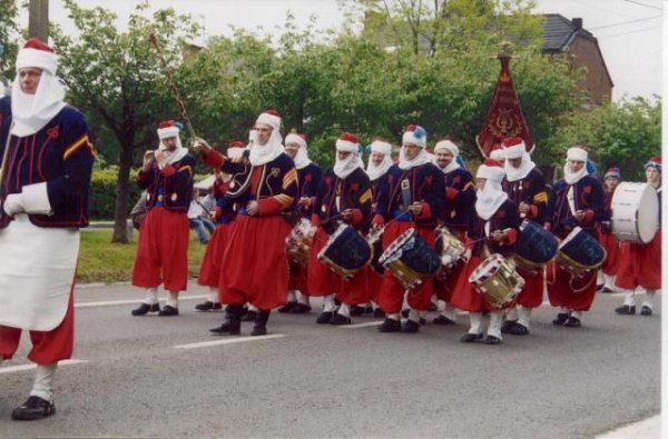 prochainne sortie la Marche folklorique Saint-Roch à Thuin  lundi