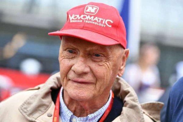 Le coureur automobile Niki Lauda est mort
