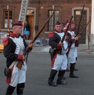prochaine sortie marche folklorique saint louis Marcinelle demain