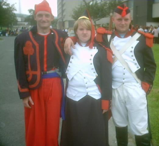 prochaine sortie marche folklorique saint louis Marcinelle lundi