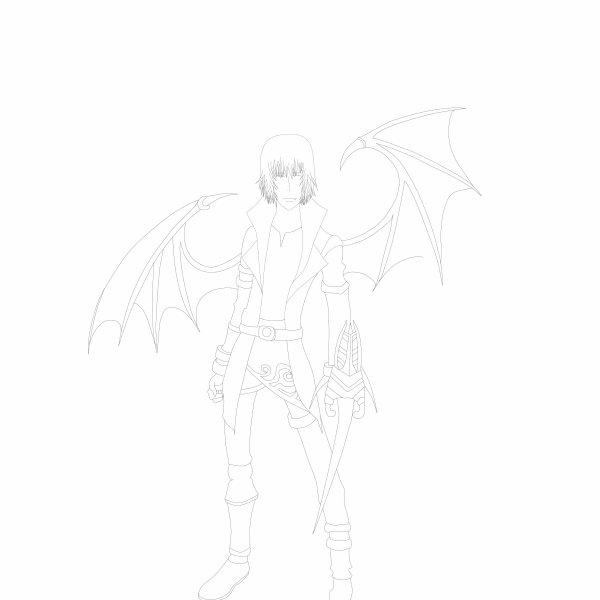 Hikaru- demon