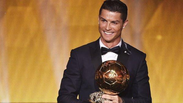 CR7 Bola de Ouro de 2014