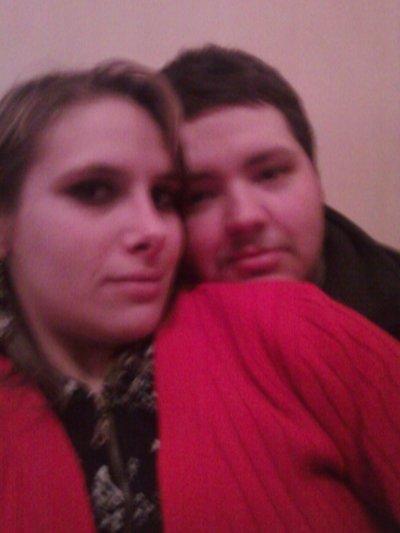 ma fiancé et moi