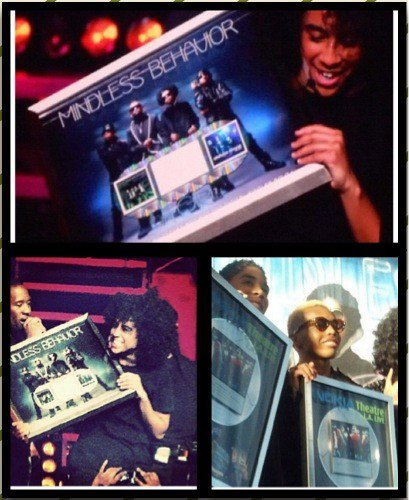 Mindless Behavior #1GirlTour ♥