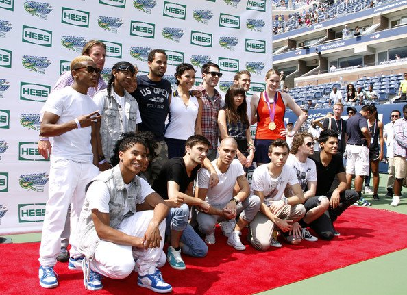 LA JOURNÉE DES MB A L'EVENT ARTHUR ASHE KIDS DAY (25/08/12)