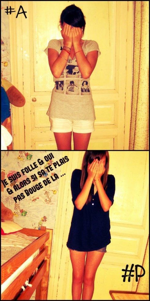 Amandine & Périne :) ♥
