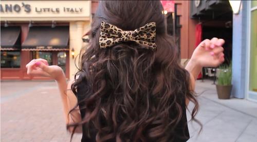 Dompter ses cheveux bouclés
