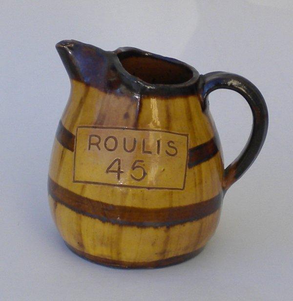 Roulis 45°