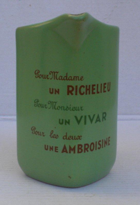 Un Richelieu Un Vivar Une Ambroisine
