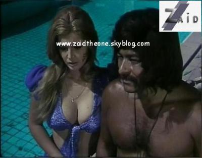 Hot topless bottomless women