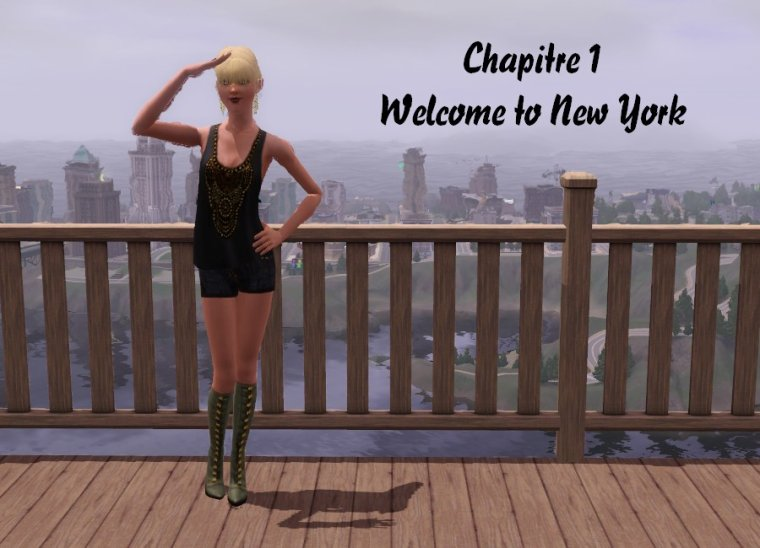 Chapitre 1 : Welcome to New York