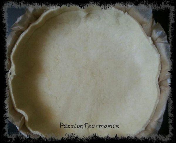 Pate à tarte light