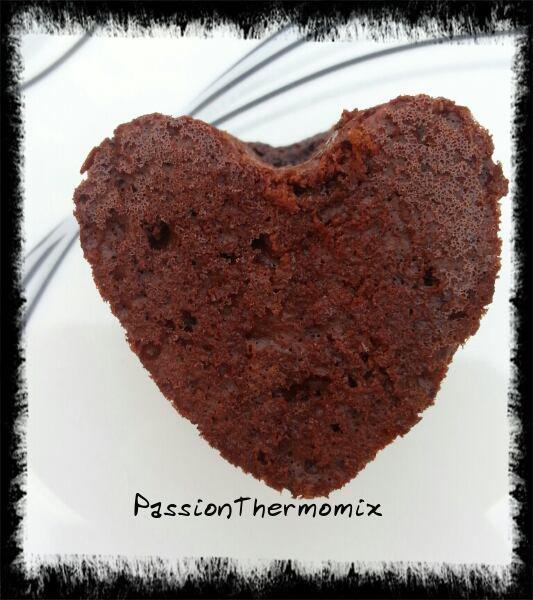 Muffins light au chocolat