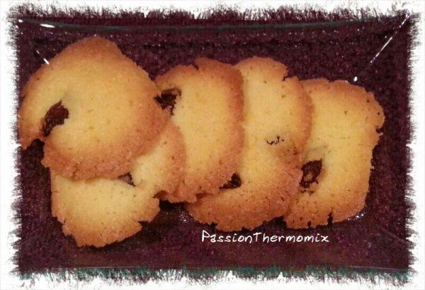 Petits biscuits de tatie