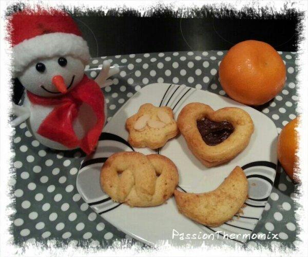 Bredele : petits biscuits de Noël