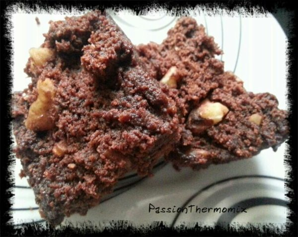 Brownies, au micro-onde