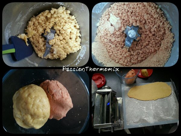 Raviolis de butternut & ricotta