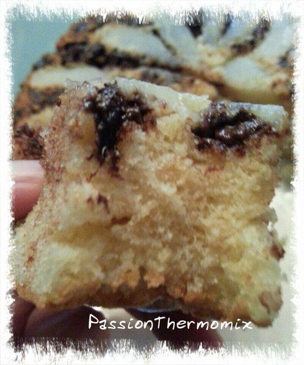 Gâteau de la femme pressée